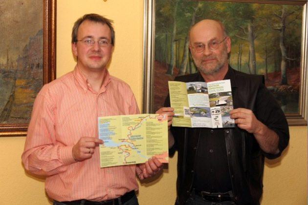 Michael Johnen und Walter Rademacher