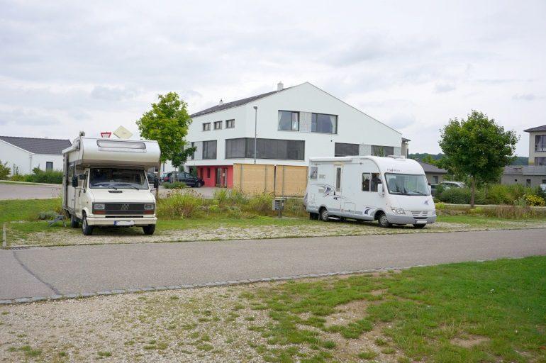 Wohnmobilstellplatz Abenberg