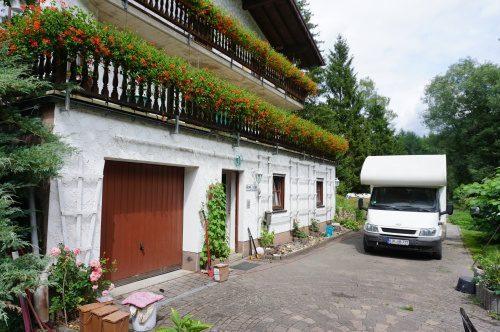 Campingplatz Oberes Idartal