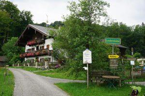 Stellplatz an der Tauberbrücke