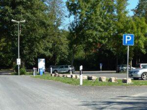 Wohnmobilstellplatz Weidenberg
