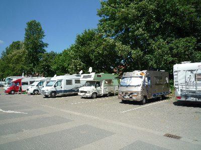 Reisemobilhafen Delmenhorst