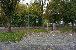 Stellplatz Taubertor