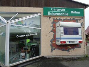 Caravan & Reisemobile Böhm
