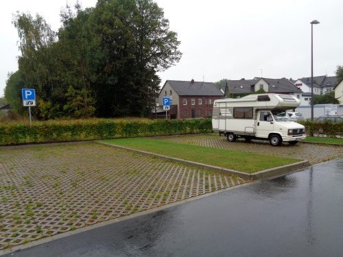 Wohnmobilstellplatz Altenkirchen