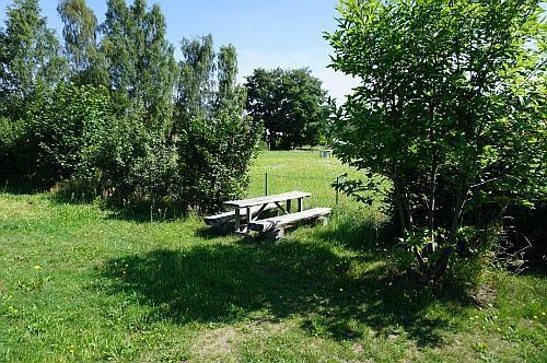 Stellplatz am Hütten-Camp