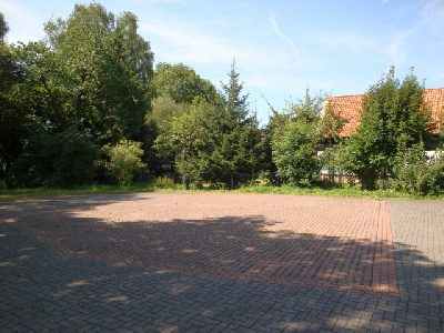 Stellplatz am Angerplatz