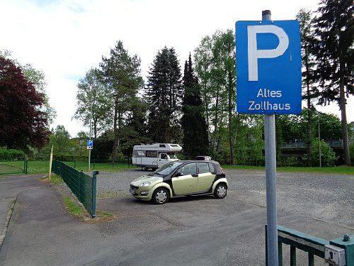 Stellplatz am Zollhaus