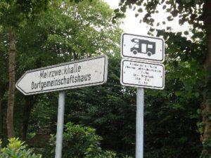 Stellplatz Augustfehn