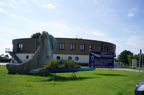 Stellplatz am Wassersportzentrum