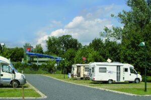 Reisemobilpark am Badeland