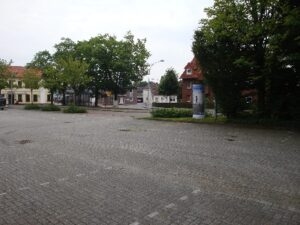 Wohnmobilstellplatz am Viehmarktplatz