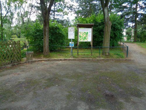 Parkplatz Drachenhöhle Syrau