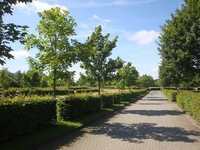 Reisemobilstellplatz Schloss Wickrath