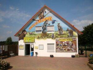 Stellplatz Tierpark Krüzen