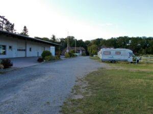Stellplatz Fischer Camping