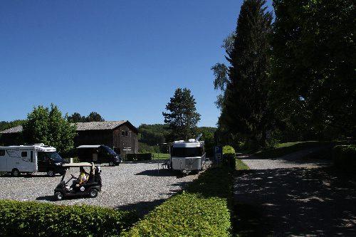 Wohnmobilstellplatz Bad Waldsee