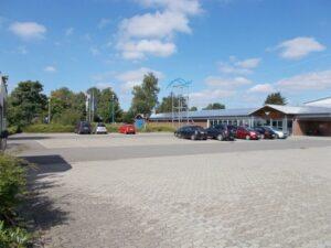 Stellplatz Schwimmbad Winsen