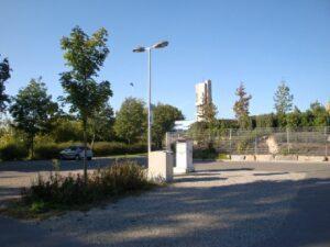 Wohnmobilstellplatz Öhringen