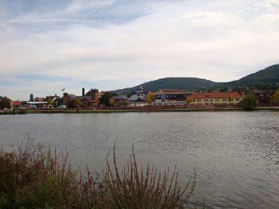 Wohnmobilstellplatz am Yachthafen