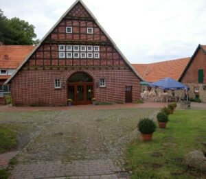 Stellplatz Varus Deele