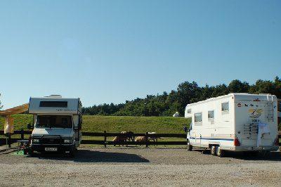 Stellplatz Minipony Ranch
