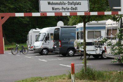 Wohnmobilstellplatz Niers-Perle-Oedt